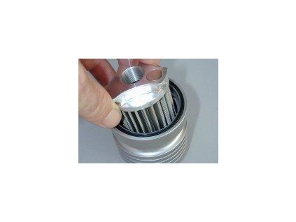 Olejový filtr - nerez ( pratelný) pro BMW R1100, R1150GS, R1200GS, R1200RT, F800GS, F800