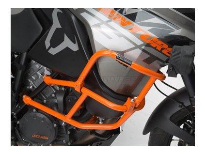 SW-Motech Horní padací pro orig. KTM padáky Orange. KTM 1050 (14-) / 1190 Adventure / R (13-)