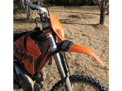 Dirt-Bike Spare Tube Bag