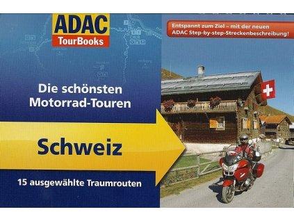 Švýcarsko - 15 nejlepších tras pro motorkáře