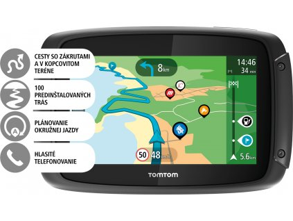 TomTom Rider 450 WORLD