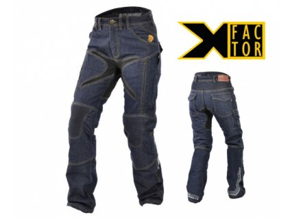 Dámské kevlarové kalhoty Trilobite 1663 PROBUT X-FACTOR