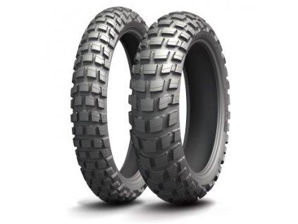 Akční sada Michelin Anakee Wild 120/70-19 a 170/60-17