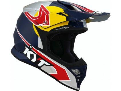 MX helma KYT SKYHAWK Taddy replica