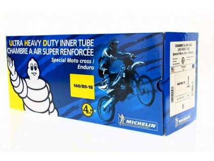 Michelin Schlauch UHD verstarkt 4mm 140 80 18 KTM Heavy Duty Sonderangebot