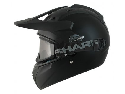 Moto přilba Shark Explore-R Blank mat
