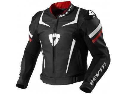 12210 Rev It Stellar Motorcycle Jacket Black Red 1600 1