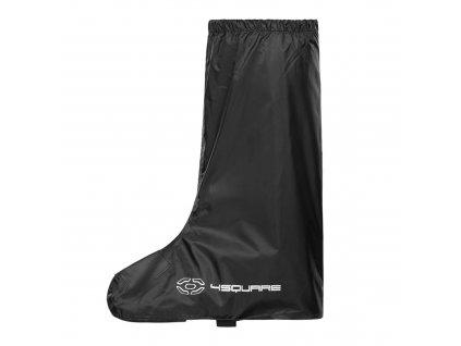 Návleky na boty bez podrážky, NOX/4SQUARE (černé)