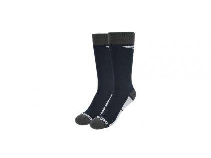 Ponožky voděodolné s klimatickou membránou, OXFORD (černé)