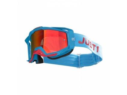 Brýle JUST1 IRIS PULSAR tyrkysově/červené