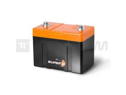 Super B - Lithiová baterie super slim 12V - 4,6Ah