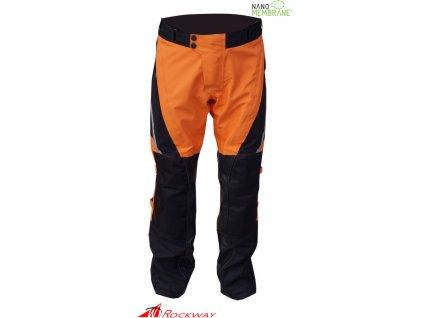 orange kalhoty