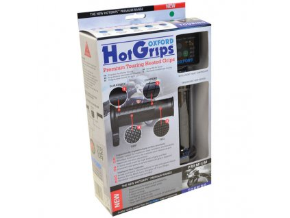 oxford hot grips touring