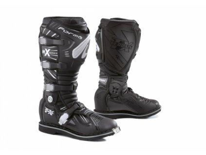 Moto boty FORMA TERRAIN TX černé
