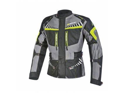 panska textilni moto bunda spark roadrunner cerna (2)