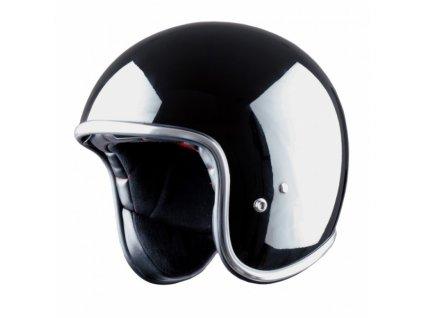 Moto přilba ASTONE VINTAGE černá 2016