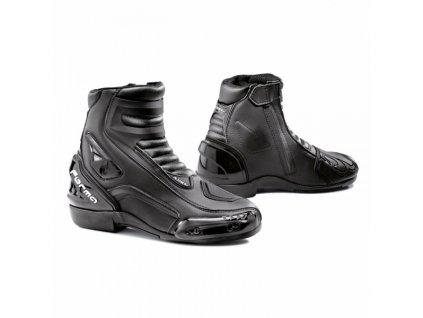 Moto boty FORMA AXEL černé