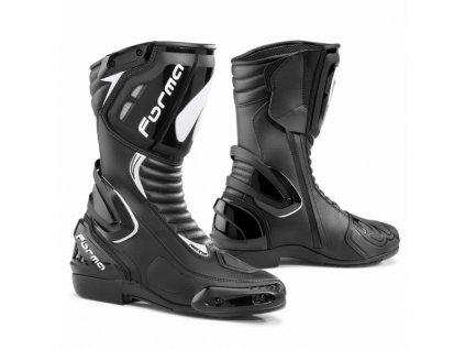 Moto boty FORMA FRECCIA černé