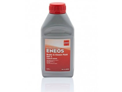 Brzdová kapalina ENEOS Brake & Clutch Fluid DOT4 0,5l