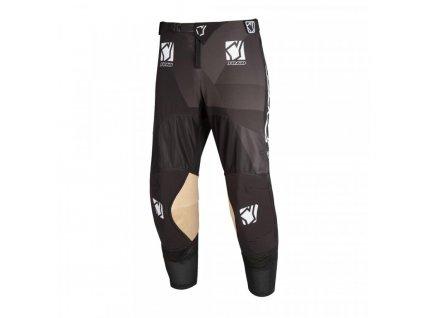 Motokrosové kalhoty YOKO KISA černá 30