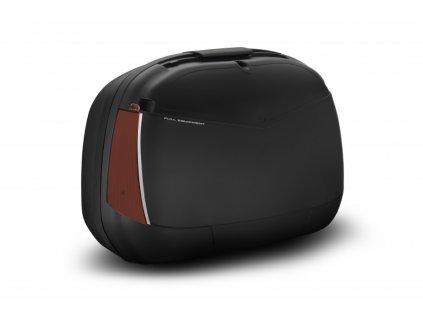 Boční kufry na motorku SHAD SH43 (pár) černý