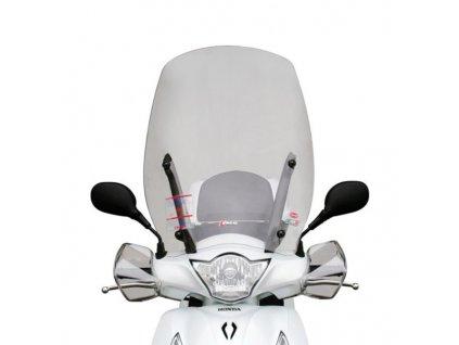 Plate Windscreen Faco 625x565