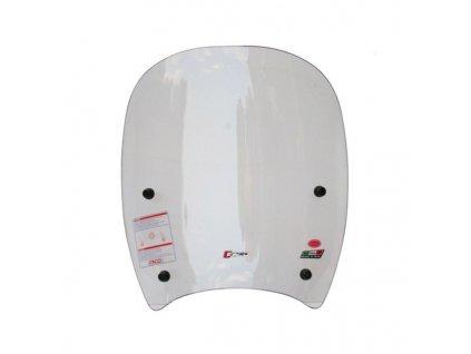 Plate Windscreen Faco 510x520