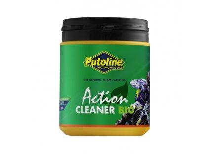 Mytí/Šampon na pěnové vzduchové filtry Putoline Action Cleaner Bio (balení 600g)