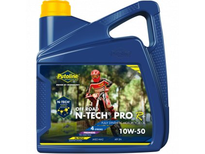 ntech pror off road 10w50 4l