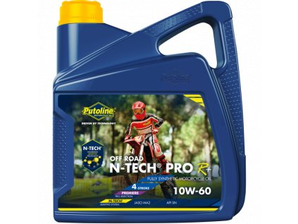 ntech pror off road 10w60 4l