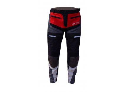 red kalhoty rockway enduro