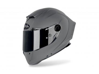 Přilba GP 550S COLOR Special Editon, AIROH (tmavě šedá/matná) 2021