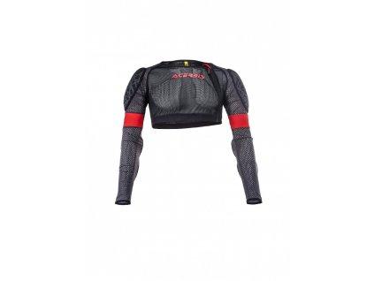 acerbis vesta chranič těla cerno cervena 11