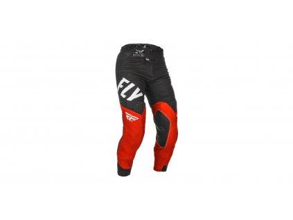 Kalhoty EVOLUTION 2021, FLY RACING (červená/černá/bílá)