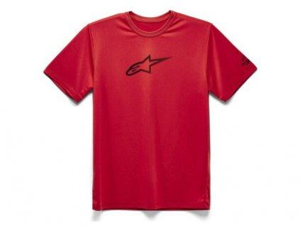 Triko TECH AGELESS PERFORMANCE, ALPINESTARS (červená)