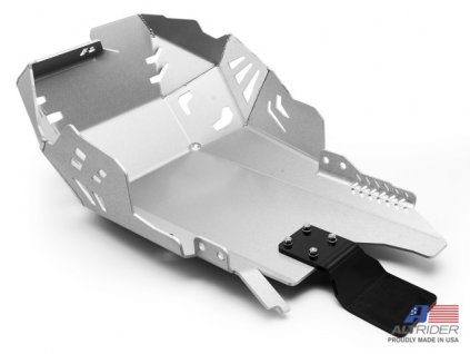 additional photos altrider skid plate with linkage guard for the yamaha tenere 700 silver