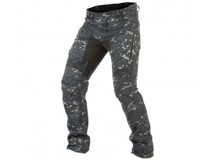Kevlarové džíny na moto Trilobite 661 Parado blue digi camo