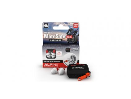 Špunty do uší ALPINE MotoSafe - Race