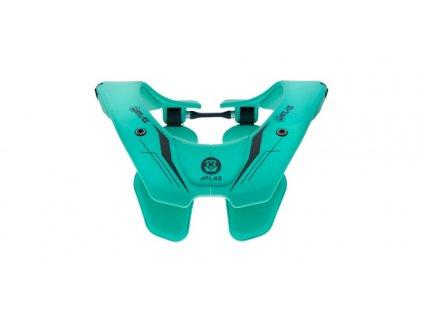 Chránič krční páteře Air AQUA, ATLAS (černá/zelená)
