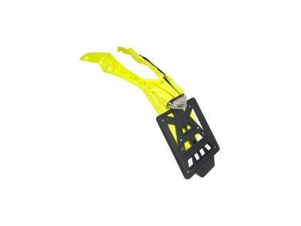 LED světlo zadní Husqvarna včetně držáku RZ (60°), RTECH (žluté)