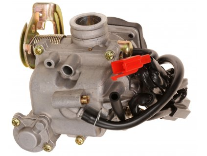 Karburátor s pumpičkou (pro sadu na zvýšení objemu na 80ccm)