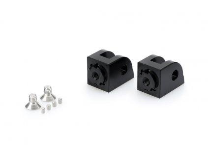 Adaptéry stupaček PUIG adjustable černý