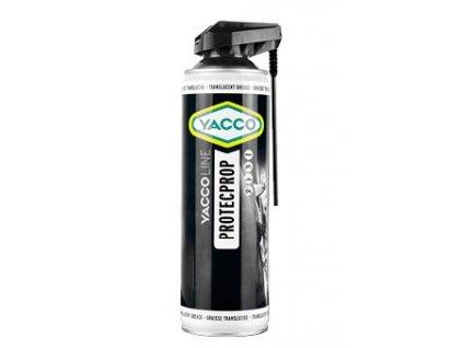 Bezbarvá vazelína ve spreji PROTECPROP, YACCO (500 ml)