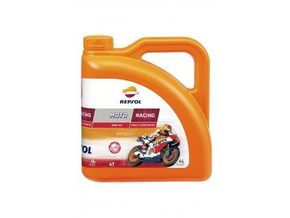 Motorový olej REPSOL 4T Moto Racing 10W40 4L