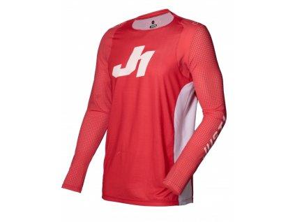 Dres JUST1 J-FLEX ARIA červeno/bílý