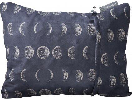 COMPRESS PILLOW L Moon polštářek s motivem měsíce
