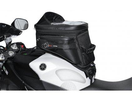 Oxford S20R Adven Strap On Tankbag OL231 Black 1