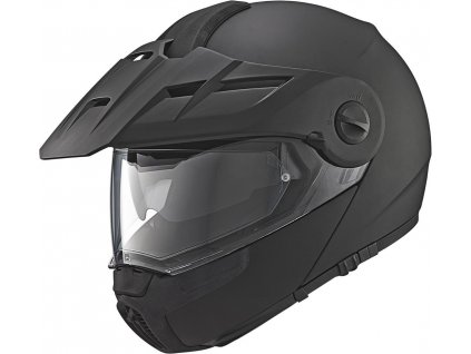 Schuberth E1 Adventure Flip Up Helmet E1 Matt Black P2 97460.1447753811.1280.1280