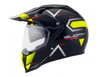 Suomy MX TOURER ROAD YELLOW 06