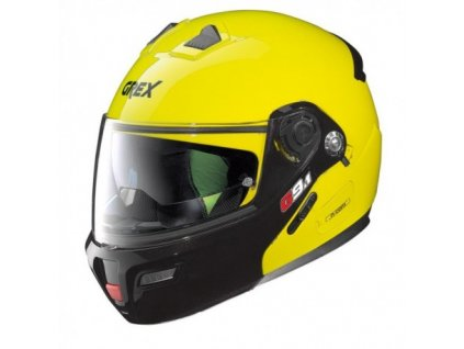 moto helma grex g91 evolve couple n com led yellow 19